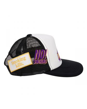 XLARGE collaboration with #FR2 MESH CAP / 029 : BLACK