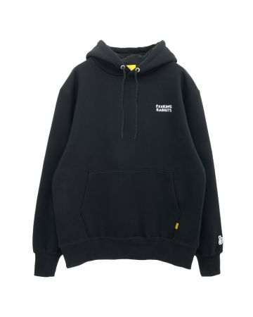 #FR2 SAY CHEESE HOODIE / 029 : BLACK