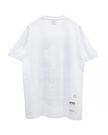 NISHIMOTO IS THE MOUTH Collaboration with #FR2 MAN TEE / 001 : WHITE