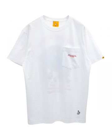 #FR2 DID YOU KNOW? T-SHIRT / 001 : WHITE