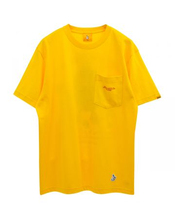 #FR2 DID YOU KNOW? T-SHIRT / 203 : YELLOW