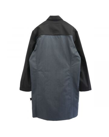 GR10K MOTION SN CPR LABCOAT / GRAPHITE