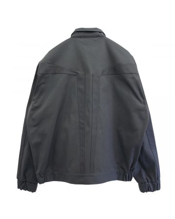 GR10K AR PROBAN SHELL JACKET / CONVOY GREY