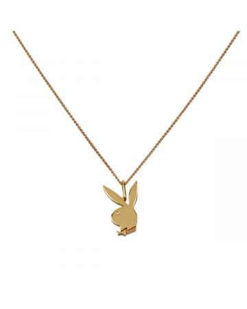 HATTON LABS x PLAYBOY BUNNY PENDANT / GOLD