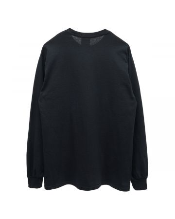 HOCKEY TUNABOY L/S TEE / BLACK