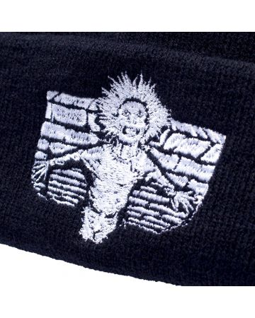 HOCKEY CRIPPLING BEANIE / BLACK
