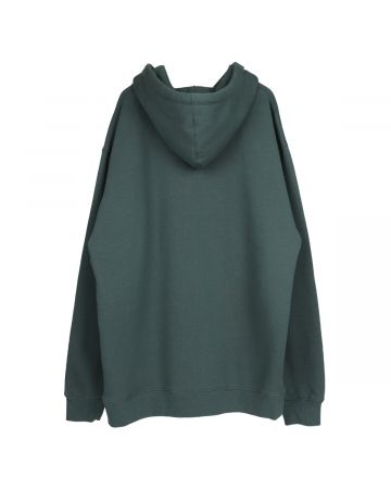 HOCKEY END SCENE HOOD / ALPINE GREEN