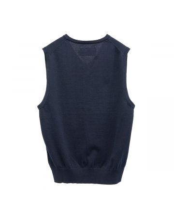 HOCKEY HOCKEY SWEATER VEST / NAVY