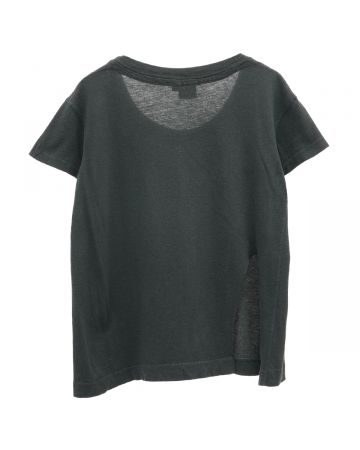 LEVI'S RED FEATHER T-SHIRT / BLACK