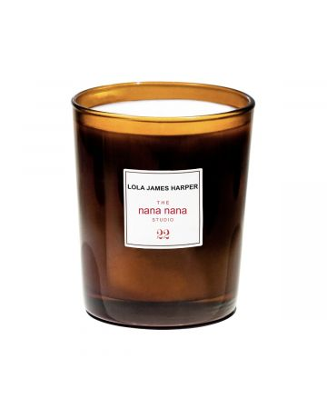 LOLA JAMES HARPER CANDLE 22 THE nana-nana STUDIO