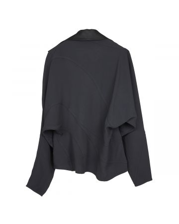 MUGLER SHIRT / 1999 : BLACK