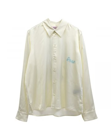 Martine Rose BONBON SHIRT / CERAMIC
