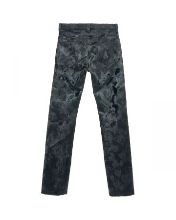 1017 ALYX 9SM PONY PANT WITH A RING / BLK0001 : BLACK