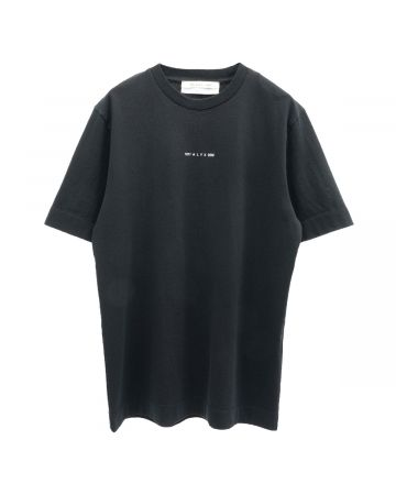 1017 ALYX 9SM COLLECTION NAME SS TEE / BLK0001 : BLACK