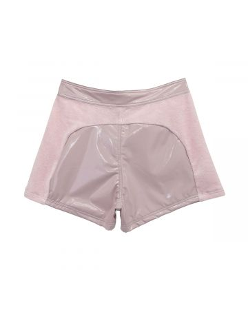 MAISIE WILEN CYBORG SHORT / BLUSH