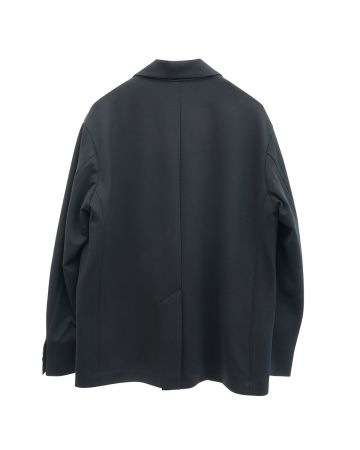 NEGLECT ADULT PATiENTS BASIC SUIT JACKET / BLACK
