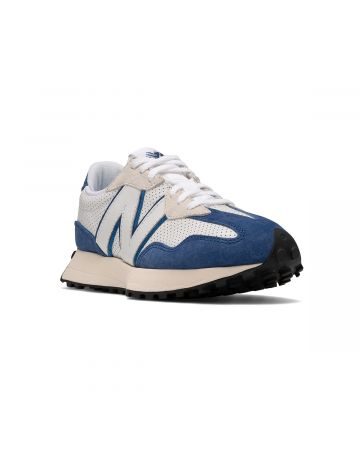 New Balance 327 / WHITE-BLUE