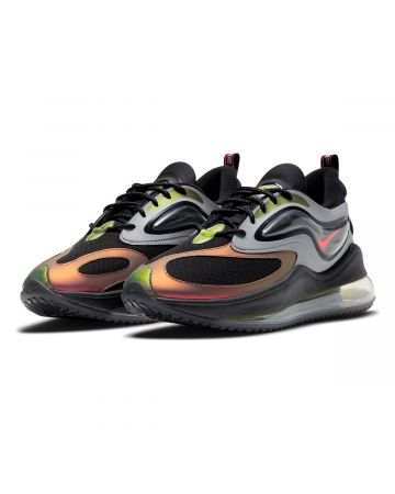 NIKE AIR MAX ZEPHYR EOI / 001 : METALLIC SILVER/BRIGHT CRIMSON