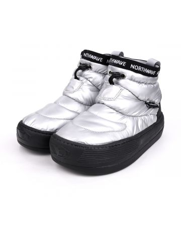 NORTHWAVE HI LOCK LACE MODEL / 006 : SILVER