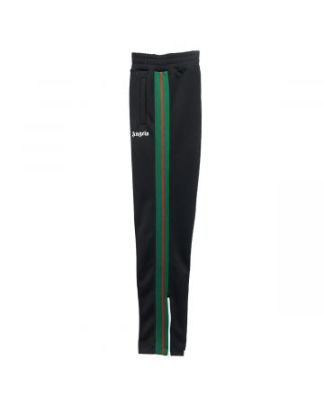 Palm Angels COLLEGE TRACK PANTS / 1001 : BLACK WHITE