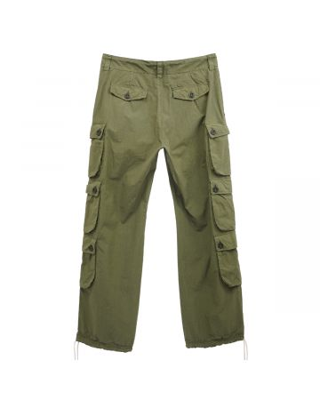 Palm Angels FULL POCKETS CARGO PANTS / 5656 : MILITARY MILITARY