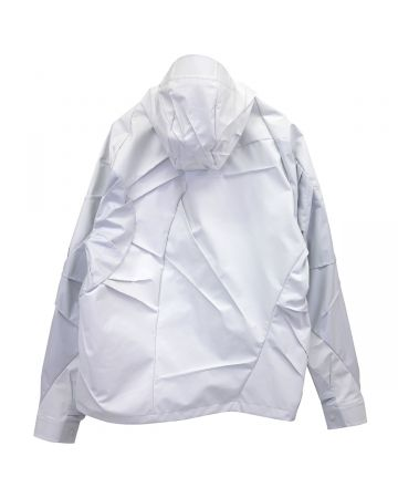 POST ARCHIVE FACTION 4.0+ TECHNICAL JACKET CENTER / WHITE
