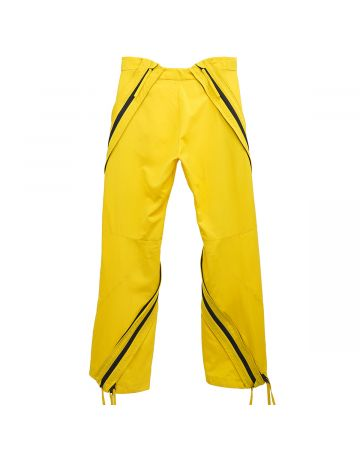 POST ARCHIVE FACTION 4.0 TECHNICAL PANTS CENTER / YELLOW