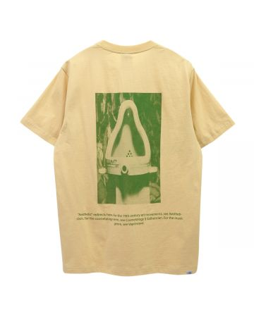 P.A.M. FROG MASTERS SERIES SS TEE / SAND