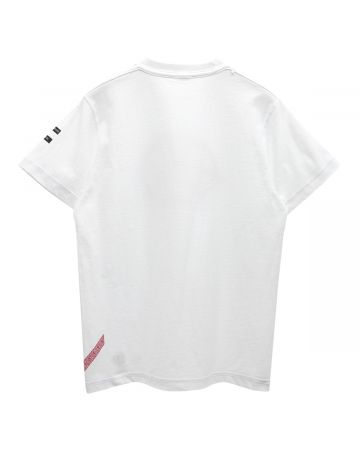 PHINGERIN BONTAGE A TEE / A : WHITE
