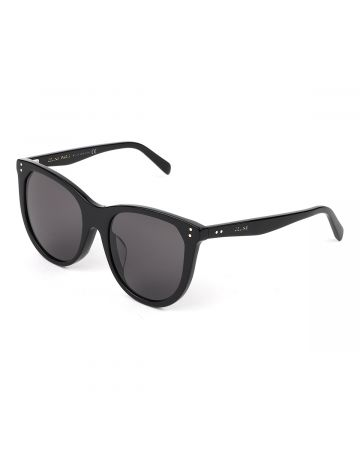 CELINE SUNGLASSES/3KITCLBIGSM0 / BLACK(BLACK)