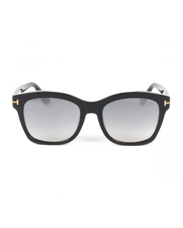 TOM FORD SUNGLASSES/232FT00B80 / BLACK(GRA.BLK MIRROR)