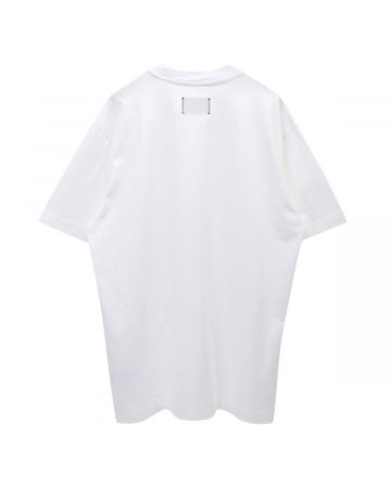 Reigning Champ T-SHIRT-MID WT JERSEY / 010 : WHITE