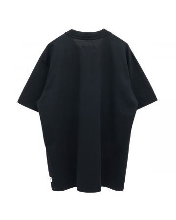Reigning Champ T-SHIRT-MID WT JERSEY / 097 : BLACK