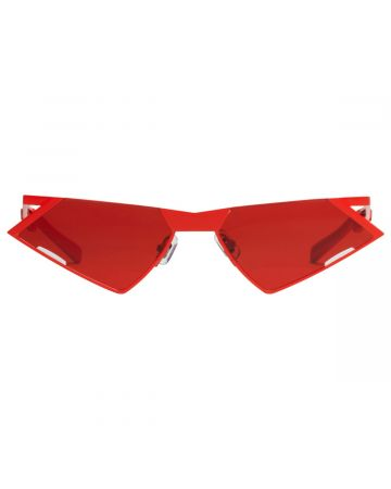 GENTLE MONSTER SCON / RED (RED LENS)