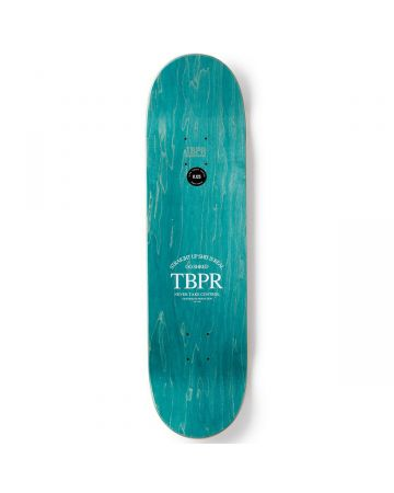 TIGHTBOOTH TONGUE ACID LOGO WHITE / DEEP CONCAVE
