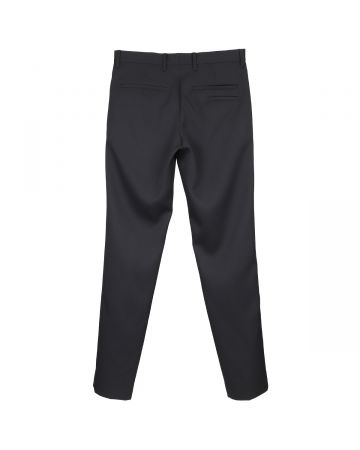 th products LOWITT SLIM TAILORED PANTS / BLACK
