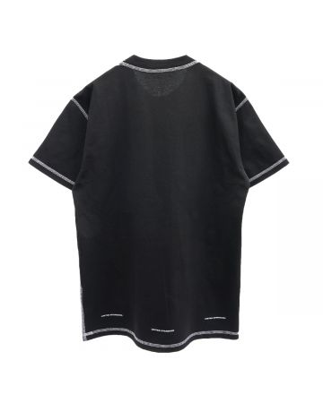 UNITED STANDARD NEW WORLD ORDER SS T-SHIRT / 001 : BLACK