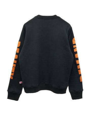 Walter Van Beirendonck DEMAND BEAUTY SWEAT / CC28 : BLACK