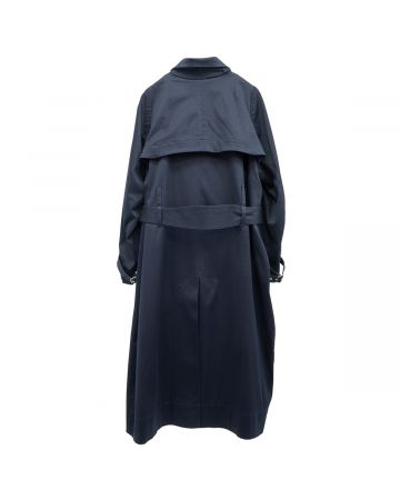 MARINA YEE MY IMPER COAT / CHANOT NAVY