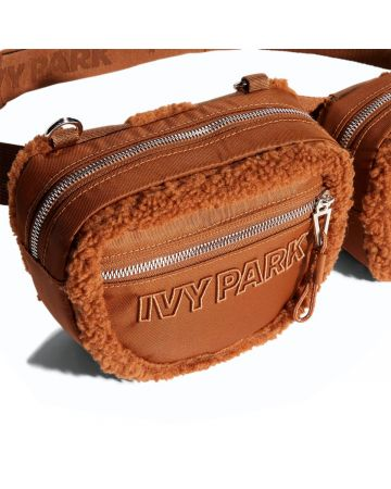 adidas x IVY PARK IVP SH BELT BAG / WILD BROWN