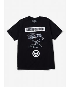 NEIGHBORHOOD x Kostas Seremetis NHKS/C-TEE.SS / BLACK