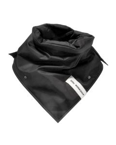 032c CWS PUFFERD TRIANGLE SCARF / BLACK