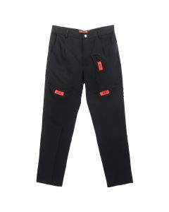 424 REWORKED TEE WORK PANT / BLACK