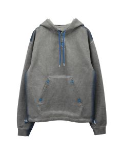Artica - Arbox TWO TONE HOODIE / 8334 : GREY