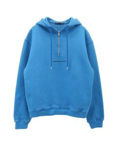 Artica - Arbox COPYRIGHT GRAPHIC HOODIE / 6024 : TEAL