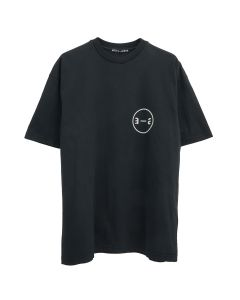 Artica - Arbox CIRCLE AA T-SHIRT / 0999 : BLACK
