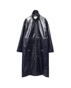 A-COLD-WALL* LONG COAT / NAVY