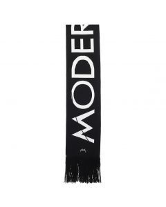 A-COLD-WALL* MODERNIST SCARF / BLACK