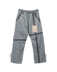 A-COLD-WALL* CIRCUIT TROUSERS WITH PATCH / SAGE