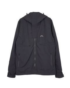 A-COLD-WALL* HOODED STORM JACKET / BLACK